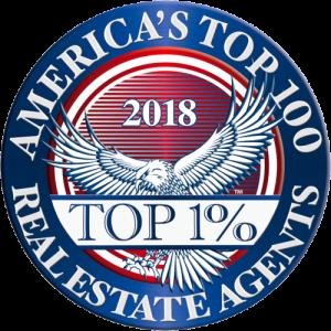 Brandee Kelley Group Americas Top 100 Real Estate Agents 2018 resized