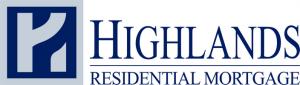 highlands residential mortgage logo